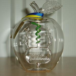 Glasrör glas